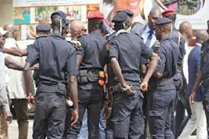 Pikine : Manifestation contre la politique de l'emploi au Sénégal, des jeunes de l'Apr arrêtés par la Police de Thiaroye