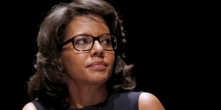 Après des pressions du FN, CNews suspend Audrey Pulvar d'antenne pour une pétition anti-Le Pen
