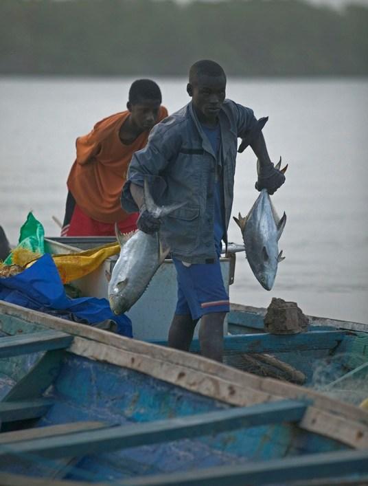 Retour de peche, Casamance, Sénégal (Photo:lafiba.org)