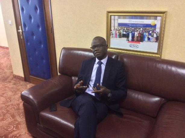 Mamadou Ndiaye, Administrateur provisoire du Crédit mutuel du Sénégal