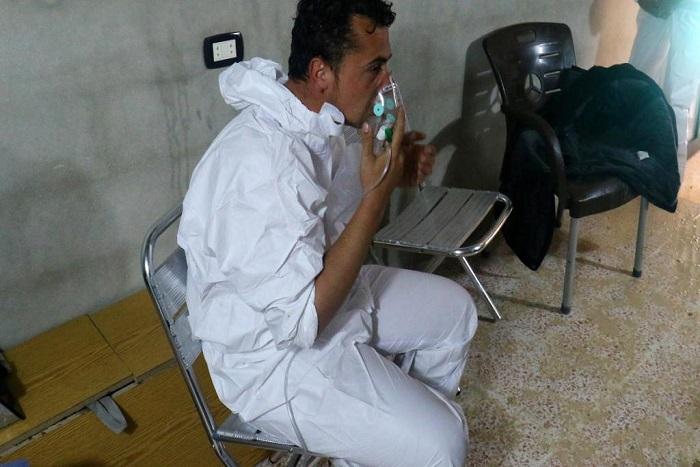 Syrie: armes chimiques contre les populations civiles, HRW monte au créneau