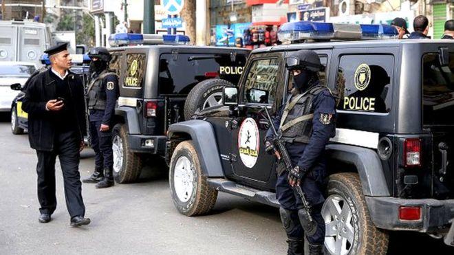 Égypte. Trois policiers tués, cinq blessés dans une attaque au Caire