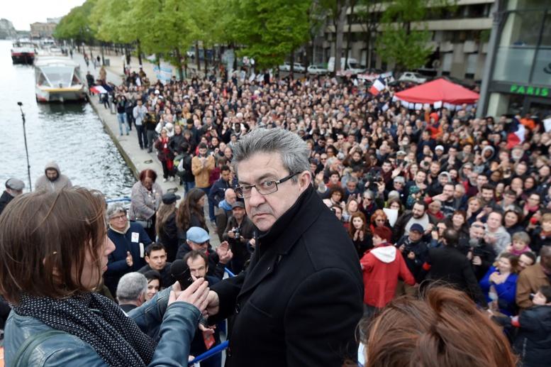 Résultats de la consultation de Mélenchon: un tiers de la France insoumise choisit le vote Macron