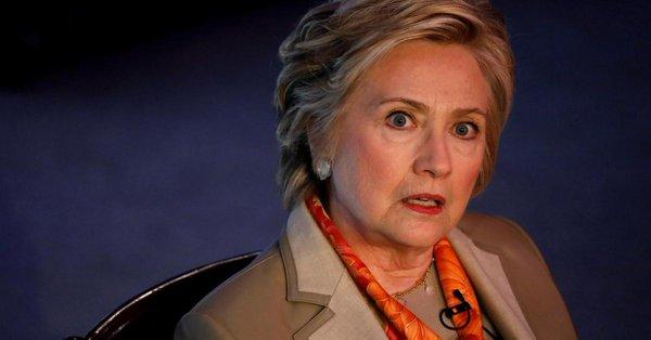 Hillary Clinton: «Je serais présidente» sans les piratages russes, WikiLeaks et le FBI