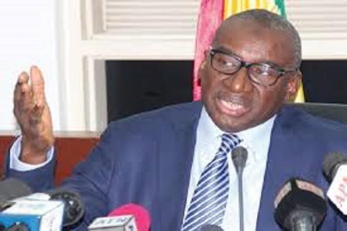 Les assurances de Me Sidiki Kaba: «Nous sommes en phase avec les magistrats»