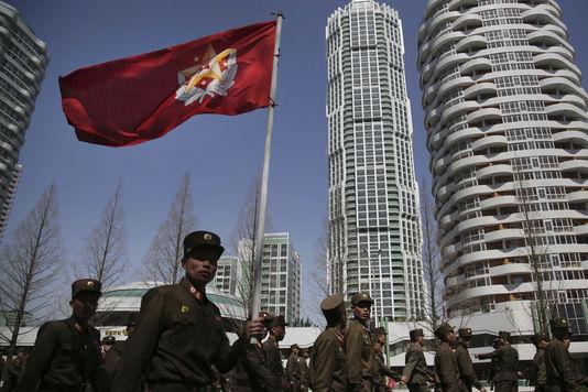 Pyongyang confirme avoir arrêté un Américain