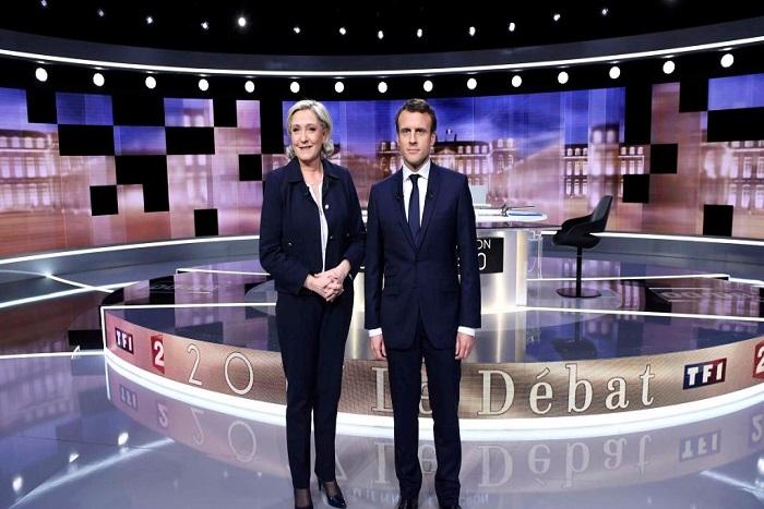 Les moments forts du grand débat entre Emmanuel Macron et Marine Le Pen