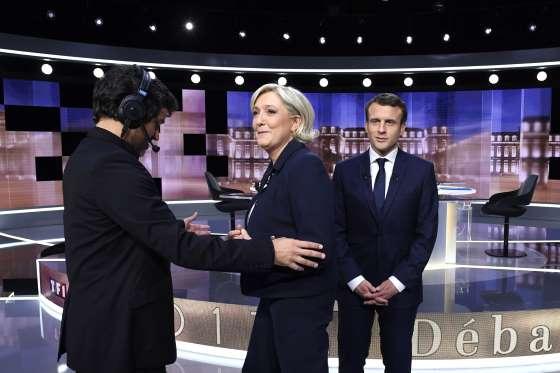 Présidentielle: La Toile a été intraitable avec Marine Le Pen