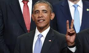 """Barack Obama : """"Je veux que vous sachiez que je soutiens Emmanuel Macron pour aller de l'avant"""""""