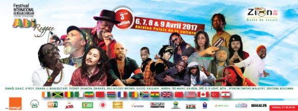Festival International de Reggae d'Abidjan ou l'universalité de « Jah music »
