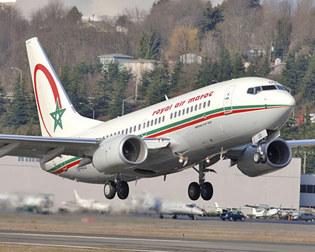Un avion de la RAM au décollage (Photo: boeing.com)
