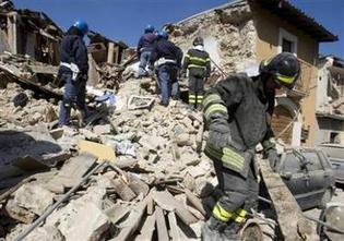 Le bilan du séisme en Italie dépasse les 50 morts
