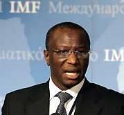 Le ministre de l'Economie et des Finances, Abdoulaye Diop (Photo: AFP)