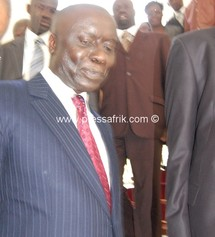 Le président du Parti REWMI, Idrissa Seck