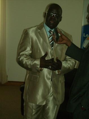 Mbagnick Diop, président du MEDS
