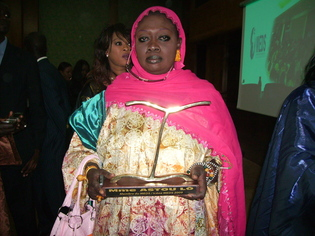 Aïssatou LO, Icone du MEDS