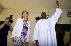 Ségolène Royal ne regrette en rien ses propos tenus au début du mois au Sénégal. (Photo: Reuters)