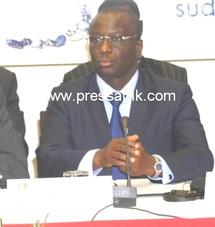 Le ministre de l'Economie et des Finances, Abdoulaye Diop