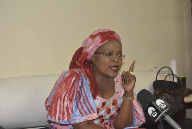 APR Guédiawaye en eau trouble: Aïda Diop Coordonnatrice de «Yéssal Taxawaye» appel à la raison