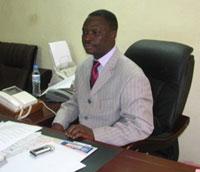 Le procureur de la République, Robert Bakaï. (www.presidencetogo.com)