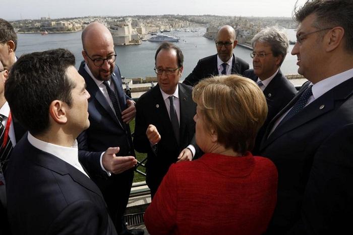 La Syrie et l'UE, deux dossiers qui auront suivi Hollande pendant cinq ans