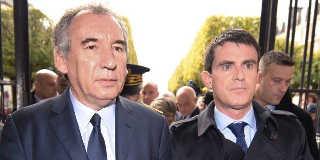 Législatives: pourquoi Bayrou a défendu Valls pour qu'il n'y ait pas de candidat En Marche! contre lui