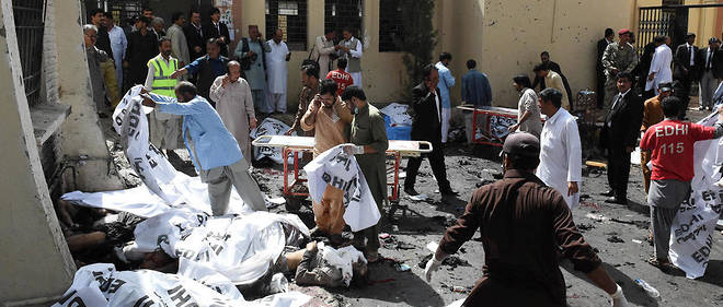 Pakistan : au moins 17 morts dans une explosion