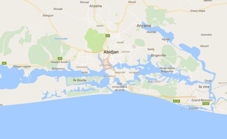 URGENT Panique à Abidjan: Tirs nourris à l'instant au Plateau