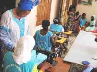 Un GIE qui a bénéficié de crédit bail (photo: ufce-senegal.org/)