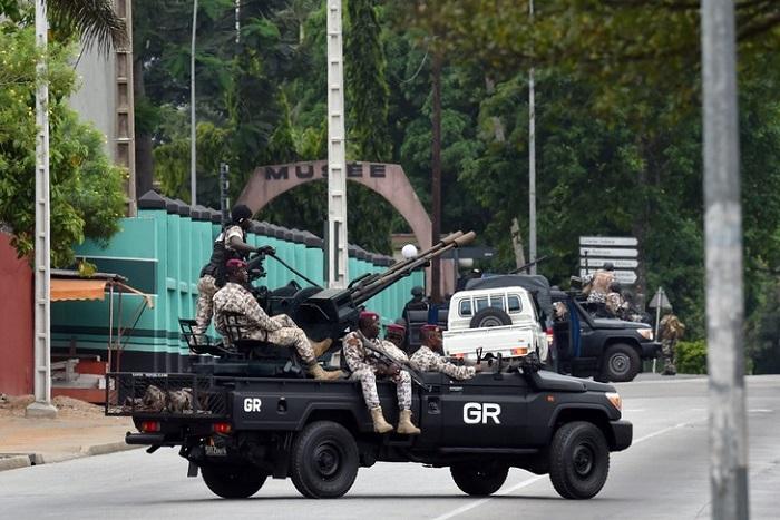 Urgent-Mutinerie en Côte d'Ivoire: des tirs nourris entendus à Abidjan et Bouaké