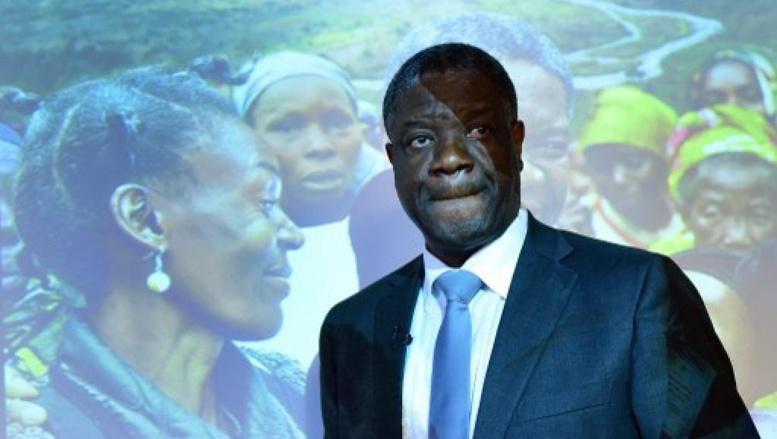 RDC: le docteur Mukwege et ses proches craignent pour leur sécurité