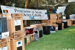 Sénégal - Culture : Plan Sénégal appuie les centres culturels régionaux