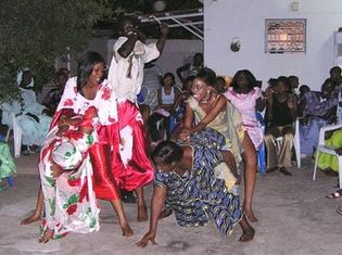 Sénégal - danse et culture : Obscénité prend le dessus sur le caractère artistique