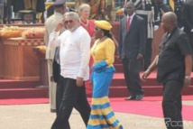 Ghana: Jerry Rawlings dément sa mort