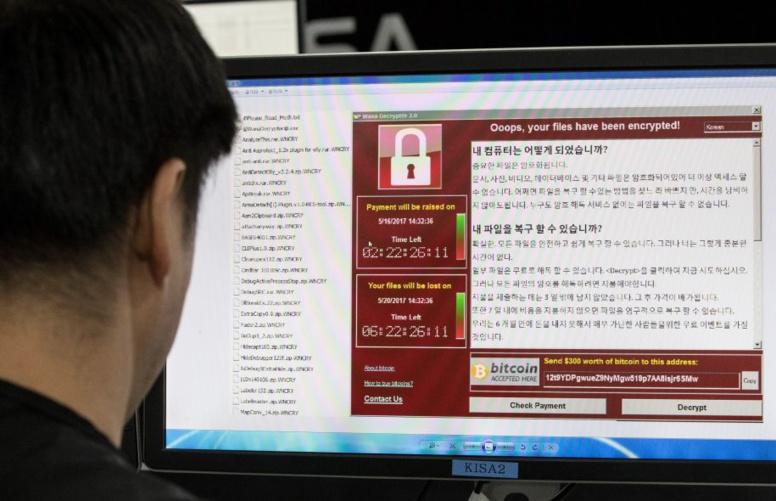 Cyberattaque mondiale: un lien suspecté avec la Corée du Nord