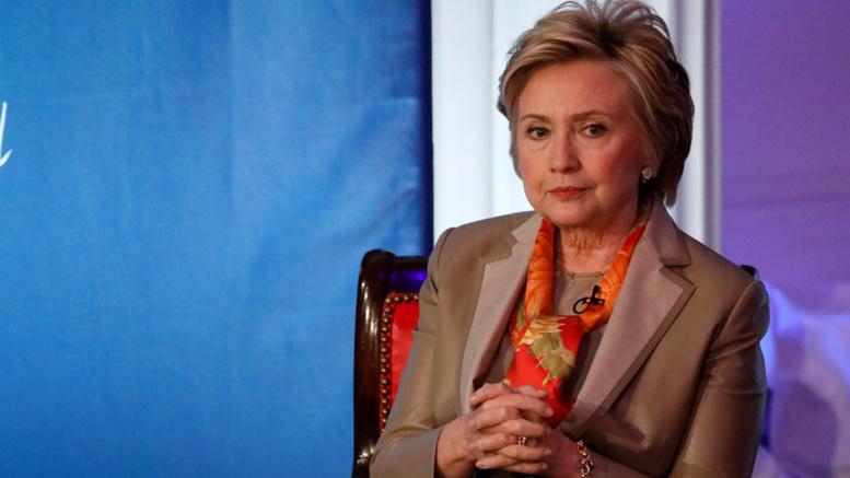 «En avant ensemble» : Hillary Clinton lance sa propre organisation politique