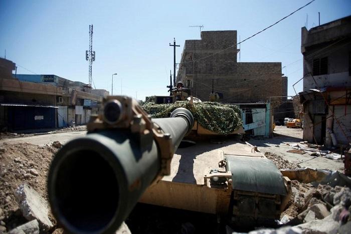 Irak: le groupe Etat islamique ne tiendrait plus que 10% de Mossoul-ouest