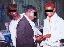 Des homosexuels en train de célébrer un mariage (photo archive)