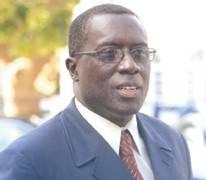 Le secrétaire général de And-Jëf/Parti Africain pour la Démocratie et le Socialisme (AJ/PADS), Landing Savané