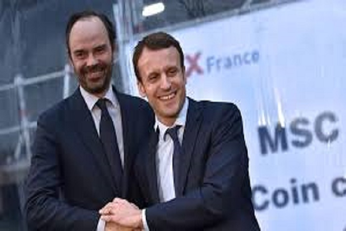 Voici la composition du premier gouvernement d'Edouard Phillipe, Premier ministre d'Emmanuel Macron