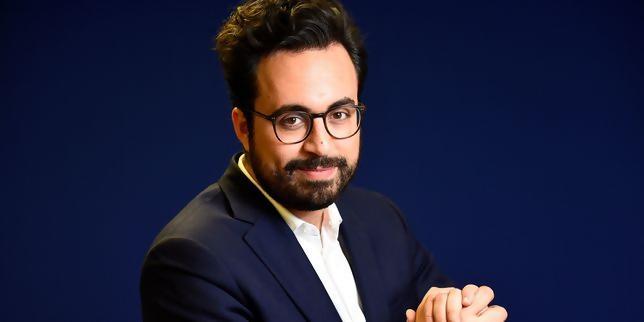 Mounir Mahjoubi, le plus jeune membre du gouvernement, est chargé du numérique