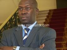 Le Premier ministre du Sénégal, Souleymane Ndéné Ndiaye à la lecture du décret de nomination