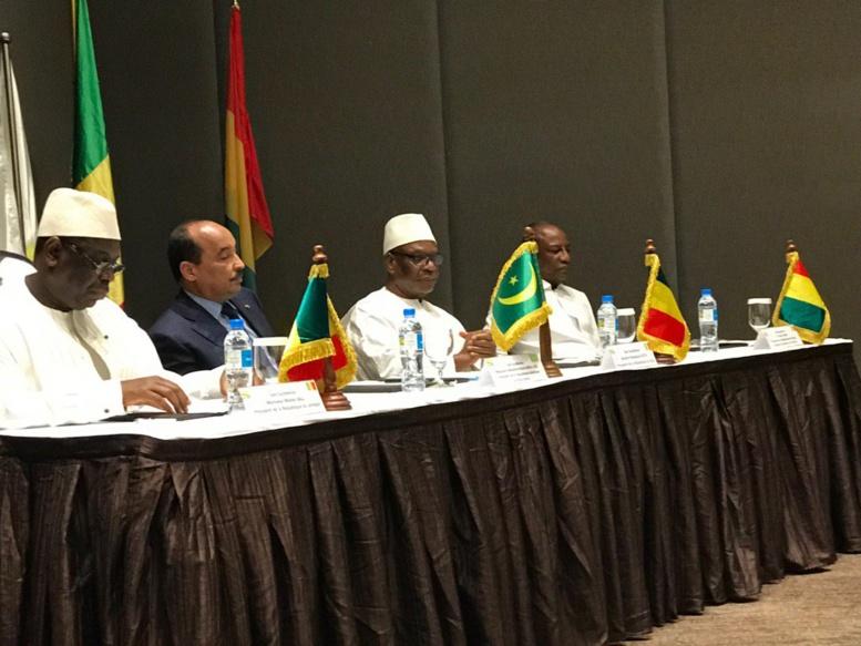 Présidence de l'OMVS : Macky Sall succède à Alpha Condé