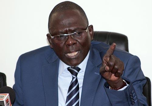 Moustapha Diakhaté: «Pape Diop doit aller en prison»