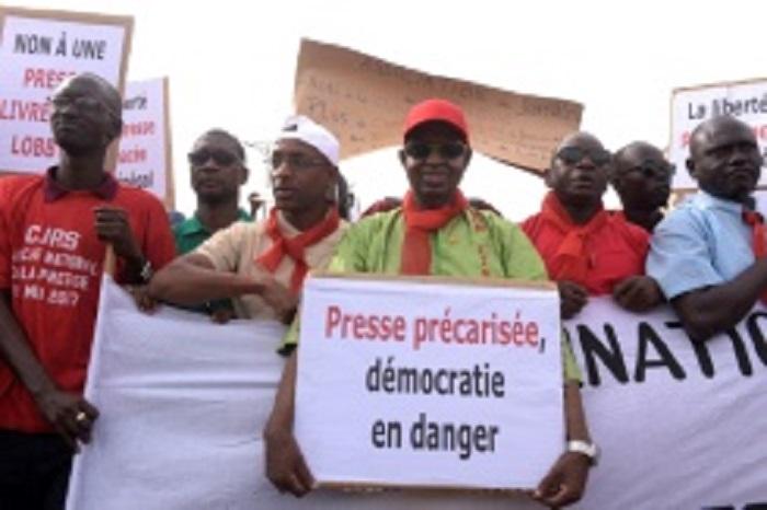 «Le Code de la presse est en phase terminale», Mbagnick Ndiaye