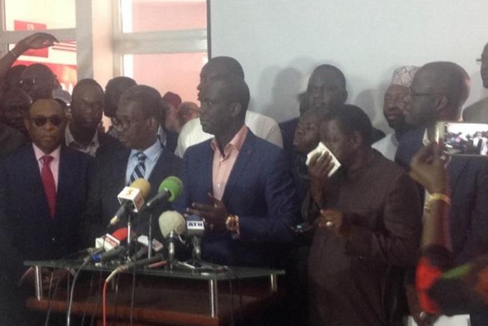 Rassemblement de l'opposition : le défi de la mobilisation pour Manko