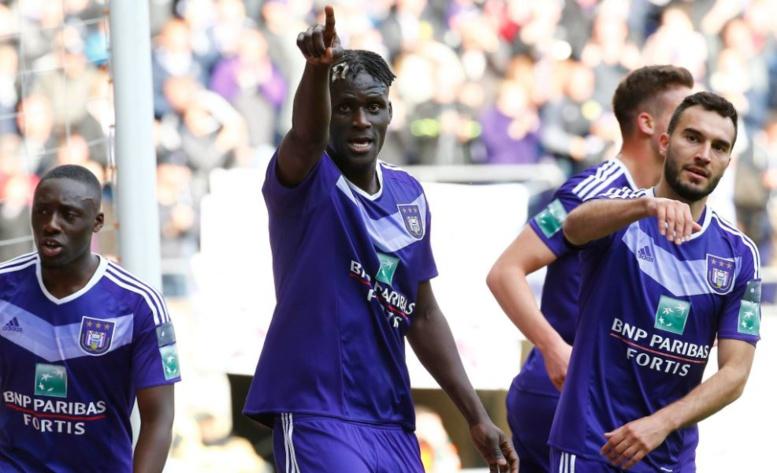 Football-Belgique : Kara Mbodji champion avec Anderlecht
