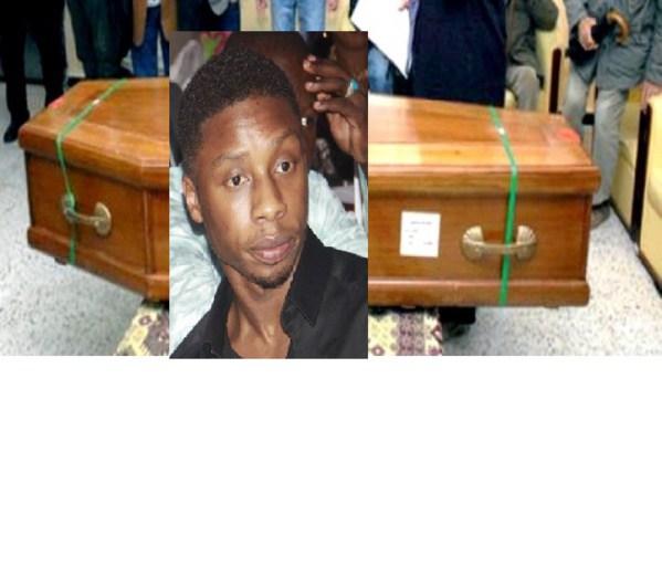 Décès du fils de Cheikh Amar: l'enterrement prévu aujourd'hui à Diourbel