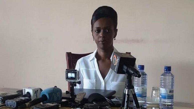 Rwanda : la candidate à la présidentielle réagit enfin au scandale des photos d'elle nue
