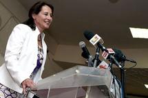 Ségolène Royal à l'Université Populaire Participative : Prolongement du discours de Dakar